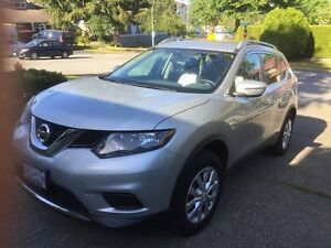 2016 Nissan Rogue S SUV, Crossover