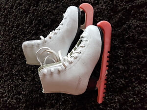 Girls skates size 10 and size 1