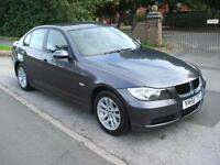 BMW 320 2.0TD 6 SPEED SE STUNNING EXAMPLE READY TO DRIVE AWAY