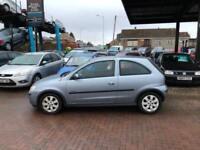 2005 Vauxhall Corsa 1.2 i 16v SXi 3dr