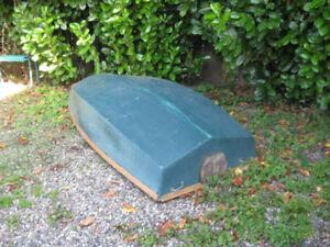 8foot fibreglass boat  $300