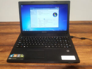 Lenovo HD graphics laptop 6GB 320HDD