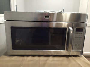 Over the Range Microwave Maytag