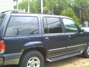1999 Ford Explorer SUV, VGM