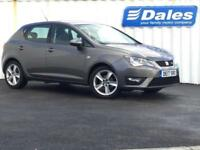 2017 Seat Ibiza 1.2 TSI 90 FR Technology 5dr 5 door Hatchback