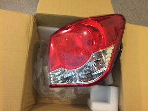 OE Replacement Chevrolet Cruze Right Tail Lamp Assembly
