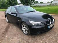 2007 BMW 520D SE 2.0TD 5 SERIES AUTOMATIC DIESEL 4 DOOR SALOON