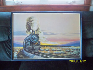 painting by Don Whitlatch