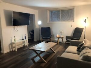 NEWLY Renovated & FULLY Furnished 2 Bedroom Apartment!!!