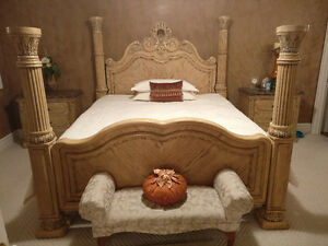 Sumptuous King size bedroom