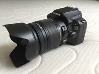 Canon 100D DSLR & Sigma 18-250mm lens