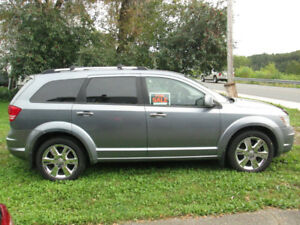 For Sale: 2009 Dodge Journey R/T AWD
