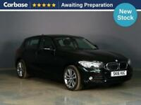 2016 BMW 1 SERIES 116d Sport 5dr