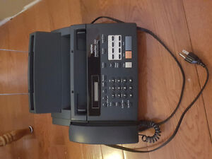 Brother intelligence 750 fax/copy/scanner