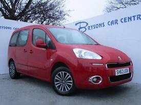 2014 63 Peugeot Partner 1.6HDi ( 92bhp ) Tepee S for sale in AYRSHIRE