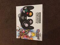 Super smash Bros. Nintendo Wii u GameCube controller