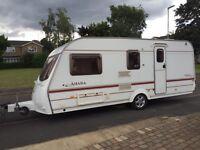 Coachman amara 520/4 caravan