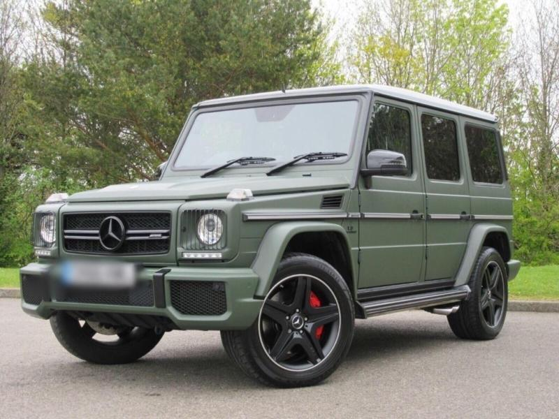 2016 mercedes benz g class 5 5 g63 amg amg speedshift plus 7g tronic 4x4 in seaham county. Black Bedroom Furniture Sets. Home Design Ideas