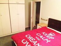 2 DOUBLE Rooms in Canary Wharf, Bow, Poplar, Docklands, Isle of Dogs, E14