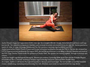 Yoga for Cyclist - 3SIXTY5 Cycling Starts November Cambridge Kitchener Area image 1