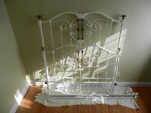 Double Antique Bed for sale.