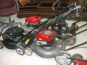 Lawn movers, Weed eaters, Rakes, Shovels & More!!