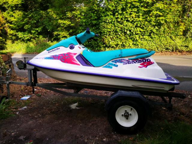 SeaDoo 1995 SP Sea Doo jetski jet ski | in Rainhill, Merseyside | Gumtree