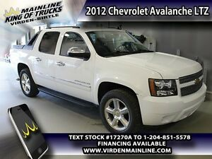 2012 Chevrolet Avalanche LTZ  - Navigation -  Leather Seats -  B
