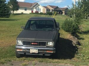 1989 gmc s15 5 speed 4x4