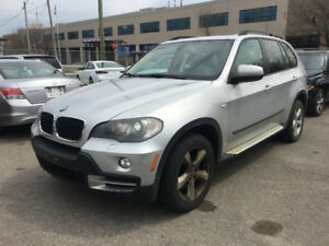 2008 BMW X5 3.0is 160,000km fully loaded with navigation!
