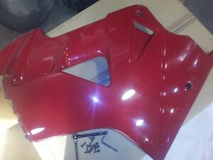Honda VFR800 Fits 98-2000 FAIRING Left. Not broken.. TLC