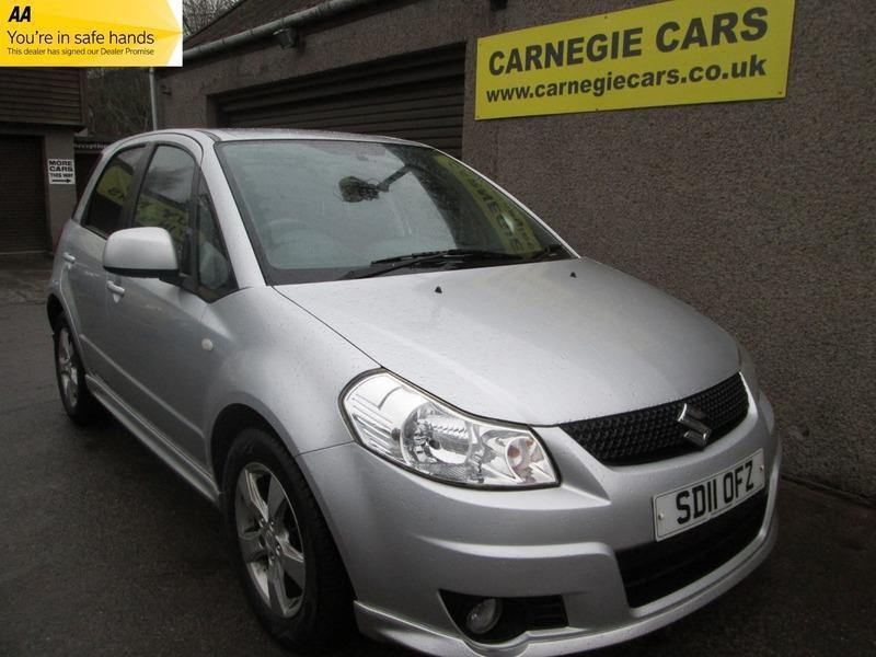 Suzuki SX4 AERIO-45292 MILES-APPLY FOR FINANCE ON THE WEBSITE FOR QUICK  DECISION | in Dunfermline, Fife | Gumtree