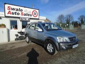 2006 KIA SORENTO 2.5 XE CRDI - FULL SERVICE HISTORY - 1 OWNER FROM NEW!