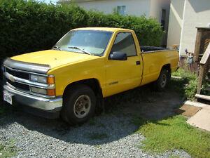 1997 GMC C/K 1500 Pickup Truck