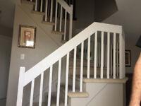 Des escaliers un atout et finition