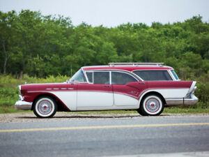 WANTED !!  Buick Caballero Estate Wagon 57-58 ...