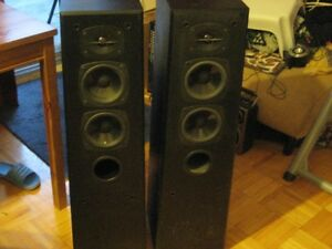 Sound dynamics  Audiophile   Tower speakers