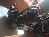 Ktm 620 lc4 engine