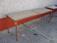 MARKET STALL , TABLE. 8ft X 2ftMAKET