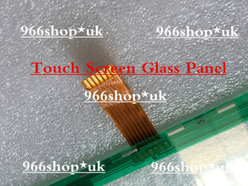 1X For  QUICKPANEL TOTAL CONTROL QPJD100L2P QPJ-D100-L2P Touch Screen Glass