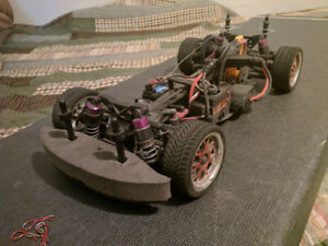 HPI RS4 Pro 2 (( Brushless )) 1:10 Scale 4WD Touring Car -- RTR