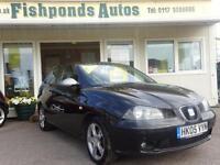 2005 Seat Ibiza 1.9 TDI FR 3dr