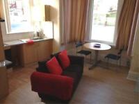 Studio flat in Flat 1 - 1 Norwood Terrace