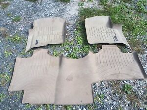 Weather tech mats F150 supercab