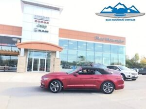 2017 Ford Mustang V6  ACCIDENT FREE, WARRANTY, RAIN DROP, DROP T