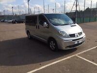 Renault trafic 2.0 TD dci sl29 Sports minibus 4 doors 9 seater 84000 miles fsh