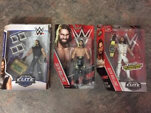 WWE / WWF Seth Rollins Action Figures
