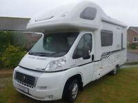 2011 Bessacarr E435 5 Berth, End Kitchen, 1 Owner, 19K miles Sat Dish, LCD TV