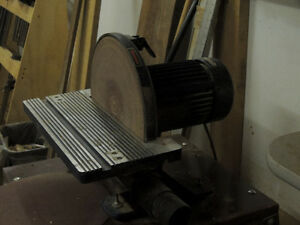 "Mastercraft 12"" Disc Sander Stratford Kitchener Area image 1"