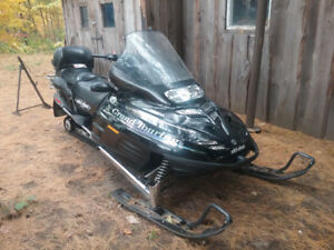 Moto Neige  Bombardier Grand Touring